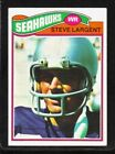 Top 10 Steve Largent Football Cards 23