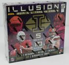 2019 Panini Illusions Factory Sealed Hobby Box