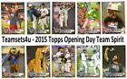 2015 Topps Opening Day Baseball Cards 44