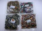 4 LBS 1200+ Pieces Assorted India Fire Polished Glass Beads Wholesale Bulk Lot 3