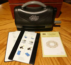 Stampin Up Sizzix TEXTURE BOUTIQUE Embossing Machine