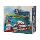 2016 Topps Chrome Baseball Hobby Jumbo HTA Box