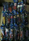 Lot of 20 PEZ dispensers.19 are New & Unopened R2D2, Hello Kitty, Marvel, Nascar