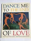 Leonard Cohen SIGNED Dance Me to the End of Love Paintings by Henri Matisse