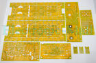 1 SET 10 Pcs Full Bare PCB Based on Accuphase A65 Kits only PCB for study or DIY