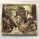 ABORTED Global Flatline CD, 2012 Grindcore Death Metal, CARCASS, IMPALED, NASUM