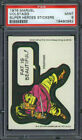 1976 Topps Marvel Super Heroes Stickers 30