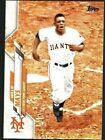 Happy Birthday to The Say Hey Kid! Top 10 Willie Mays Baseball Cards 21