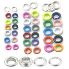 6 8 10 12mm Grommets Eyelets With Washer Leather Craft Shoes Belt Bag Canvas DIY