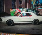 1967 Ford Mustang 1967 Ford Mustang White RWD Automatic