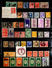 UNITED STATES CLASSIC ERA STAMP COLLECTION WITH BEVERAGE TAX