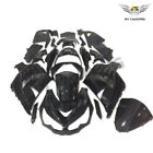 MSB Fit for Kawasaki 2012-2017 ZX14R ZZR1400 Black ABS Injection Fairing y005