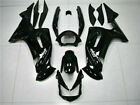 MSA Fit for Kawasaki Ninja 650R 2006-2008 ER6F Glossy Black Fairing ABS y04-A
