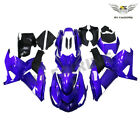 MS Blue Injection Fairing Kit Fit for Kawasaki ZX14R 2006-2011 ZZR1400 ABS y035