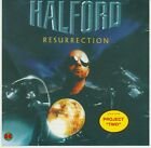 Halford resurrection 2000 + project two 2000  CD