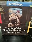 Action Max Video System Console in Original Box + Sonic Fury! Still in wrap!!
