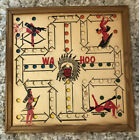 Creative Design Wa Hoo Vintage Board Game Native American Indian With Checkers