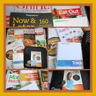 LOT WEIGHT WATCHERS BOOKS POINTS PLUS DINING COMPANION TRACKER PEDOMETER