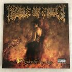 CRADLE OF FILTH Nymphetamine CD, 2004 UK Symphonic Black Metal, Dani Filth, CoF
