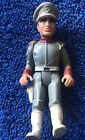 Vintage Matchbox action figure Troy Tempest Stingray 1992 used