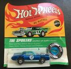 1969 HOT WHEELS RED LINE SPOILERS SUGAR CADDY SEALED ON UNPUNCHED BLISTER CARD
