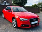 LARGER PHOTOS: Audi A5 3.0 TDI V6 S-Line S-Tronic 245BHP FSH Superb Condition Misano Red