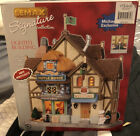 LEMAX Signature Collection Belgian Waffle House Village New Michaels Exclusive