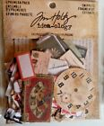 NEW TIM HOLTZ LAYERS IDEA OLOGY SNIPPETS EPHEMERA PACK 111 Pieces