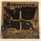 WAKLEVOREN De Dodes Arkiv CD, 2010 Norwegian Punk Thrash Metal, AURA NOIR, CRASS