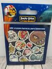 Angry Birds Star Wars Collectible SandyLion Mini Sticker Pack 104 Stickers