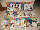 Lot of 43 Different Weight Watchers WW PointsPlus Weeklies Weekly 2011 New