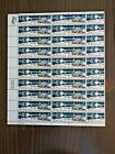 Space Achievements 8 cent stamp Sheet of 50 Scott1434 1435 MNH Issued 1971