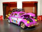 1967 67 VW BEETLE BUG PEZ LIMITED EDITION VOLKSWAGEN 1/64 DELUXE REAL RIDERS M2