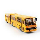 1 43 Scale Soviet IKarus 280 Double decker Bus Model Diecast Car Vehicle Toy Hot