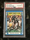 Walter Payton Football Cards, Rookie Card and Autograph Memorabilia Guide 50
