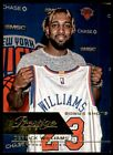 Derrick Williams Signs with Panini 2