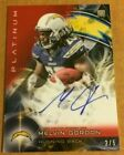 2015 Topps Platinum Football Cards - Review Added 58