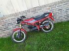 RARE honda MB5 motorcycle only 244 original miles read description