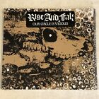 RISE AND FALL Our Circle is Vicious CD, 2009 Hardcore Punk, CONVERGE, TRAP THEM