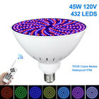 LED 120V 45W Color Changing Replacement Swimming Pool Lights Bulb LED Light
