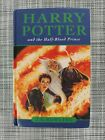 Signed JKRowling Harry Potter And The Half blood Prince with error