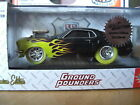 M2 Machines 1969 69 Ford Mustang Boss 429 Super Chase 1 252 1 64 Die cast Flames