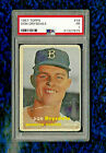 Extremely Rare NM-MT PSA Graded 1957 Topps Baseball Card Set Hits eBay; One of the Highest Graded '57 Sets Ever Assembled 23