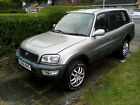 LARGER PHOTOS: Toyota RAV4 GX 1998 Four Wheel Drive S reg with MOT until October