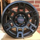 17 Matte Black Wheels Toyota Tacoma 4Runner FJ Cruiser SEMA PRO set of 4