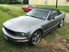 2006 Ford Mustang 2007 Ford Mustang Convertible Mechanic special