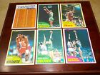 17 1981-82 Lot all HOF,Star & Rc's w Magic, McHale Rc, Dr.J & Jabbar Nice Cards
