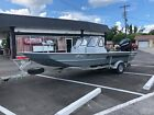 2012 ALLWELD Fishing and Hunting inshore or offshore boat 2014 EVINRUDE 115HP
