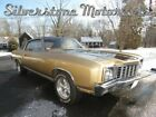 1972 Chevrolet Monte Carlo 1972 Gold and Black 454cid Great Paint Great Interior Great Car