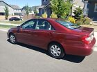 2004 Toyota Camry LE 2004 below $3700 dollars